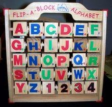 FLIP - A - BLOCK - ALPHABET