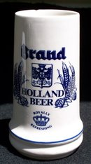 ROYAL BRAND HOLLAND BEER STEIN