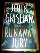 THE RUNAWAY JURY BY JOHN GRISHAM 1ST AND 1ST