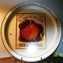 FRUIT OF THE LOOM 130TH ANNIVERSARY TRAY