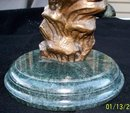 LARGE DOLPHINS AND FROG SCULPTURE FROM SPI -REDUCED BY $30.00