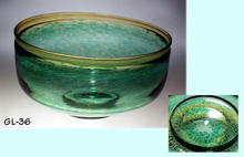 VINTAGE SCANDINAVIAN ART GLASS BOWL KOSTA??
