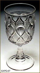 MARYLAND CORDIAL US GLASS 1897 EAPG 067