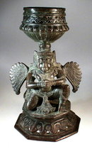 GARUDA BRONZE FIGURE INDIA 18-19th Cent
