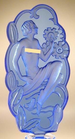 BLUE TAHITI NYMPH PERFUME BOTTLE