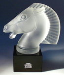HORSE CAR MASCOT HOOD ORNAMENT