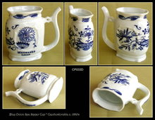 CZECH BLUE ONION SPA MINERAL WATER SIPPING CUP