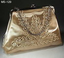 VINTAGE 1950's PLASTIC PURSE MS129
