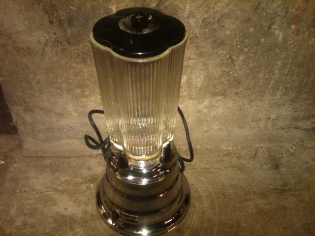 WARING WINSTED ELECTRIC BLENDER MIXER DEPRESSION ERA KITCHEN APPLIANCE