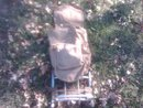 BOY SCOUT HIKING BACKPACK CANVAS KNAPSACK HIKE PACK 1960'S ERA SCOUTING ACCESSORY OUTDOOR APPAREL EQUIPMENT