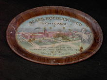 SEARS ROEBUCK TIP TRAY CHICAGO ILLINOIS