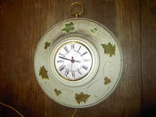 SESSIONS WALL CLOCK ELECTRIC TIME PIECE