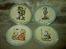 MOTHERS DAY PLATES