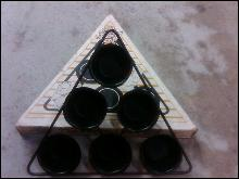 POPOVER PAN BISQUIT BREAD MUFFIN BAKING UTENSIL COOKING TOOL WALCAMP USA ORIGINAL CARDBOARD BOX