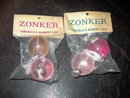 ZONKER BALL GAME CHILDS PASTIME TOY ORIGINAL PACKAGE