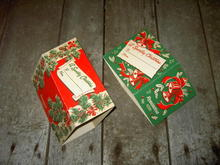 REMINGTON CHRISTMAS SHOTGUN RIFLE SHELL BOX COVER SLEEVE