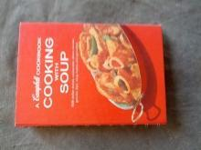 CAMPBELLS SOUP COOKBOOK RECIPE GUIDE BOOK RETRO 1970'S ERA COOKING PUBLICATION