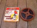 ANDY PANDA CARTOON 8 MM REEL MOVIE FILM WALTER LANTZ CASTLE FILMS DIZZY KITTY