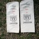 winchester olin american standard super shot lead pellet cotton bag sales sack shotgun shell reloading collectible