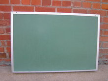 CHALKBOARD BLACKBOARD DRAWING WRITING WALL TYPE STEMPEL STEMPCO DALLAS LOS ANGELES RETRO SCHOOL TEACHING BOARD