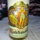 beameister liebfraumitch german rhine wine crock bottle reichsgraf von hochberg weinkellerei gmbh wehlen mosel jim beam paper label 1970 date