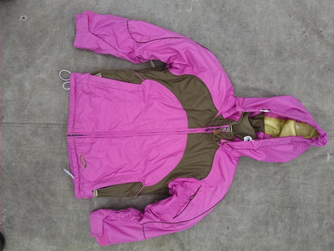 obermeyer alt 3 ski snowboard coat junior girl winter slope style jacket skiing snowboarding sport garment