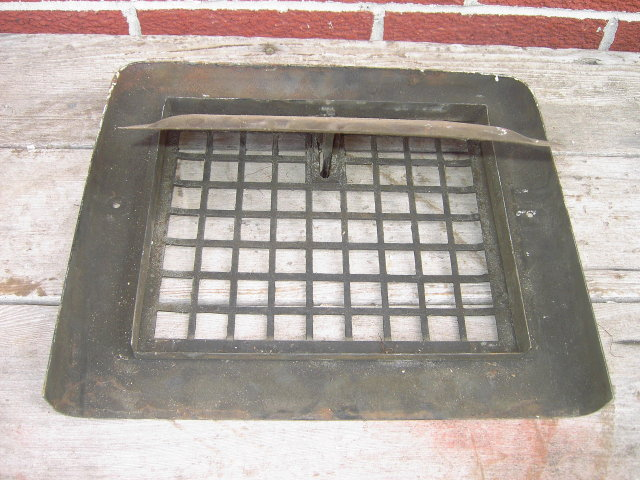 HEATER FURNACE VENT REGISTER COVER GRATE VENTILATION DUCT DOOR