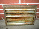 HEATER FURNACE REGISTER DOOR VENTILATION COVER GRATE AIR DUCT VENT