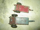HUBLEY FARM IMPLEMENT MANURE SPREADER TOYS