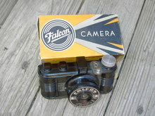 FALCON CAMARA MINICAM SENIOR ORIGINAL BOX CHICAGO ILLINOIS