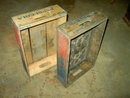 HOT SPRINGS LITTLE ROCK ARKANSAS PEPSI COLA CRATE POP BOTTLE TOTE BOX