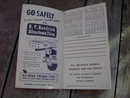 COLLEGE FOOTBALL GUIDE 1947 B F GOODRICH YORK NEBRASKA GEIS TIRE SHOP SUZ SAYGER TIFFIN OHIO