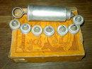COOKIE PRESS CAKE DECORATOR PASTRY DESSERT MAKER ALUMINUM BAKING UTENSIL ORGINAL BOX