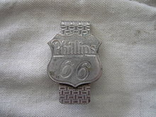 PHILLIPS 66 MONEY CLIP PETROLEUM GASOLINE OIL COLLECTIBLE
