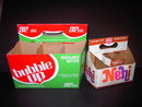 BUBBLE UP NEHI POP TOTE CARRIER CARDBOARD SLEEVE