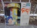 GIGI BROADWAY MUSICAL RECORDING VINYL RECORD ALBUM CORONET 1960'S