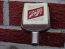 SCHLITZ BEER KEG TAP HANDLE 1964 BAR LOUNGE ADVERTISING TOOL