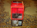 GUMBALL TOY PRIZE MACHINE VICTOR VENDING CHICAGO ILLINOIS COIN OPERATED BOX