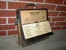 GERMAN DEUTSCH RECORD LINGUAPHONE CONVERSATION COURSE ENGLAND 78 RPM DISK MORSE CODE SIGNAL PREPARATION