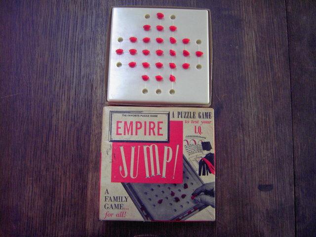 EMPIRE JUMP PUZZLE GAME PELHAM MANOR NEW YORK