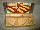 MARITIME SHIP BOAT BARGE WOODEN BUILDING BLOCKS CHILDS EDUCATIONAL TOY