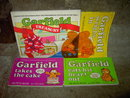 GARFIELD CAT COMIC STRIP BOOK PIZZA HUT STENCIL RULER