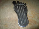 BARE FOOT PEDAL GARDENA CALIFORNIA CAL CUSTOM CAR GOLF CART ACCESSORY