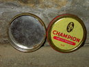 AUSTRALIAN CHAMPION TOBACCO TIN CAN WILLS COMPANY AUSTRALIA