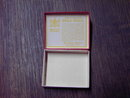 CIGARETTE BOX PALL MALL GEORGES NORTH CAROLINA CORK TIPPED