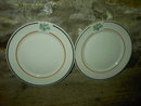 A SWEET HOTEL HEAVY RESTAURANT CHINA PLATE SCAMMELS TRENTON NEW JERSEY DISH