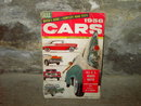 1956 CAR BUYER GUIDE AUTOMOBILE BOOKLET DELL BOOK