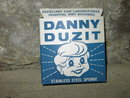 DANNY DUZIT STAINLESS STEEL SPONGE SPRINGFIELD MASSACHUSETTS BOX