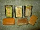 GRANDPA'S PINE TAR SOAP CINCINNATI OHIO BOX