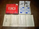 FLINCH PARKER BROTHERS CARD GAME COMPLETE SET ORIGINAL BOX INSTRUCTIONS